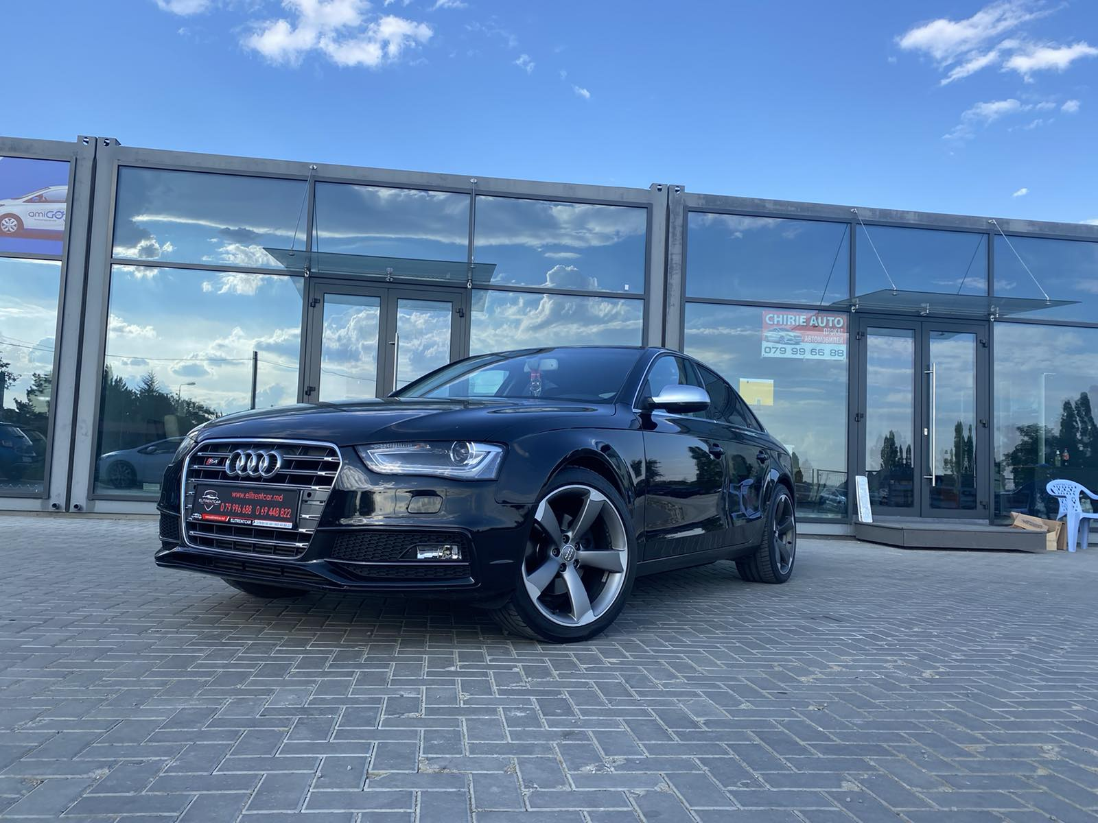 Audi A4 Restyling