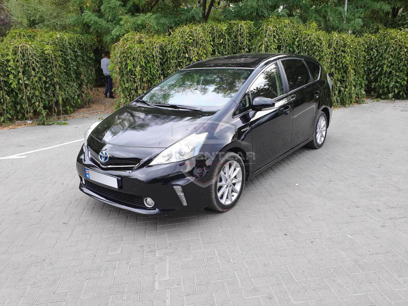 Toyota Prius V Klass